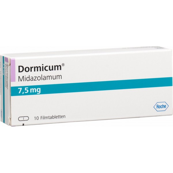 Buy Dormicum / Midazolam