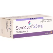 Seroquel 25 mg