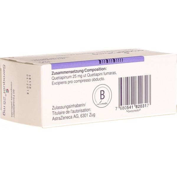 Buy Seroquel 25 mg Online