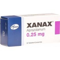 Xanax 0.25 mg